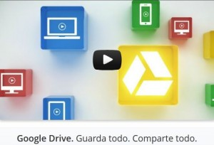 Google Drive ya esta disponible