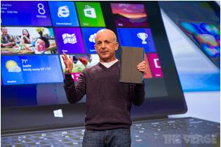 Steven Sinofsky responsable de Windows, deja Microsoft