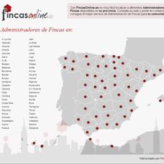 Directorio de Administradores de Fincas. Fincasonline.es